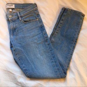 FRAME Denim Boyfriend Skinny Jean